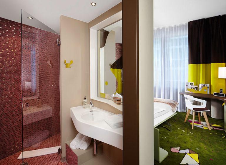 Silber Zimmer 25hours Hotel