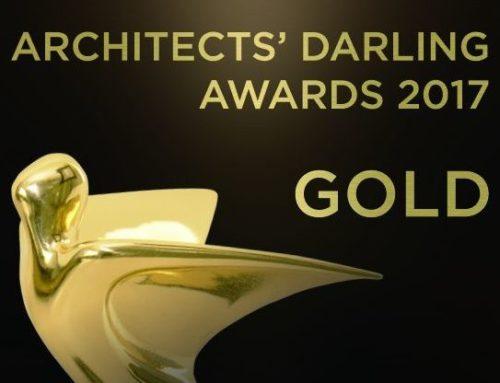 "Architekten ""lieben"" Villeroy & Boch FliesenV&B Fliesen GmbH erhält goldenen ""Architects' Darling Award 2017"""