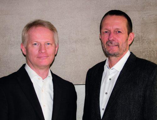 Wechsel im Vorstand der Norddeutsche Steingut AGDr. Rüdiger Grau folgt auf Karl-Heinz Fabel, der in den Ruhestand tritt