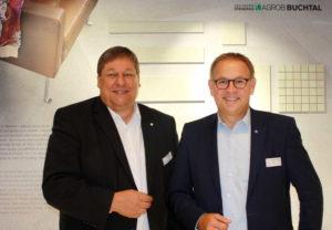 Ralf Juschka und Arno Schäfer