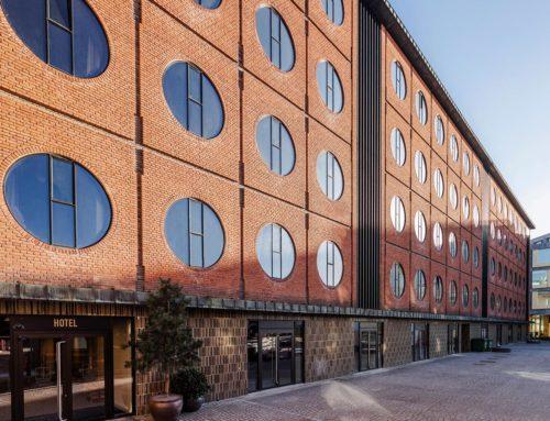 Luxus-Boutique-Hotel Ottilia, Kopenhagen:Industrial Style auf höchstem Niveau