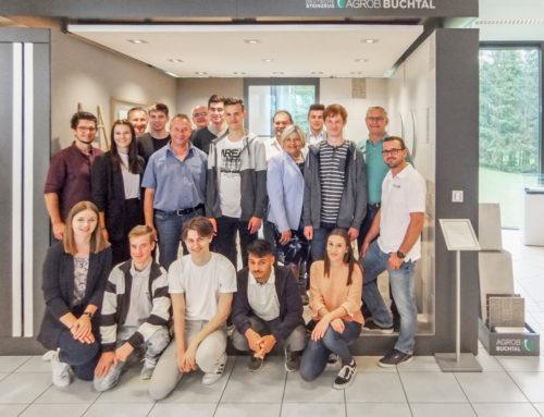 Agrob BuchtalNeun neue Auszubildende starten im Werk Schwarzenfeld ins Berufsleben