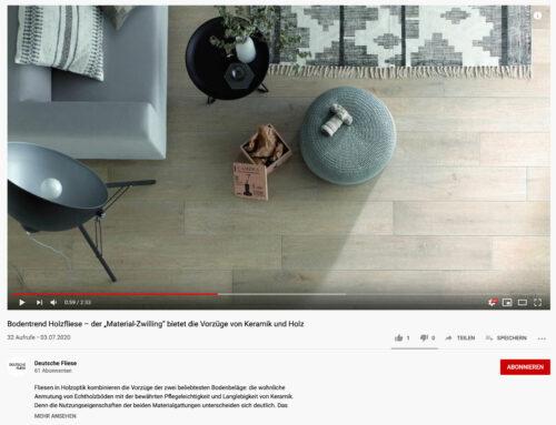 """Neuer VideocontentProfitieren Sie bei Google vom Lieblingsmaterial """"Holz"""""""