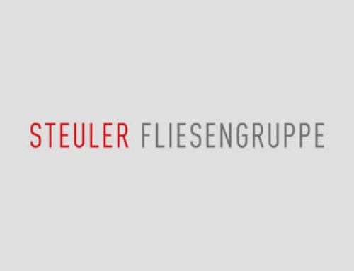 """Umstrukturierung der Steuler Fliesengruppe""""Die letzte Meile auf dem Weg zu einer neuen noch stärkeren Steuler Fliesengruppe"""""""