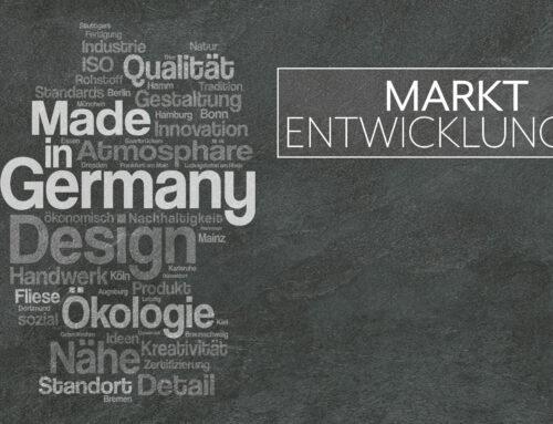 Bundesverband Keramische Fliesen e. V.Entwicklung des Fliesenmarktes 2020/2021