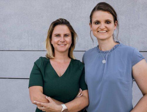 Steuler-Fliesengruppe mit neuer MarketingleitungAus eins mach zwei: Geballte Frauenpower für das Fliesenmarketing bei Steuler